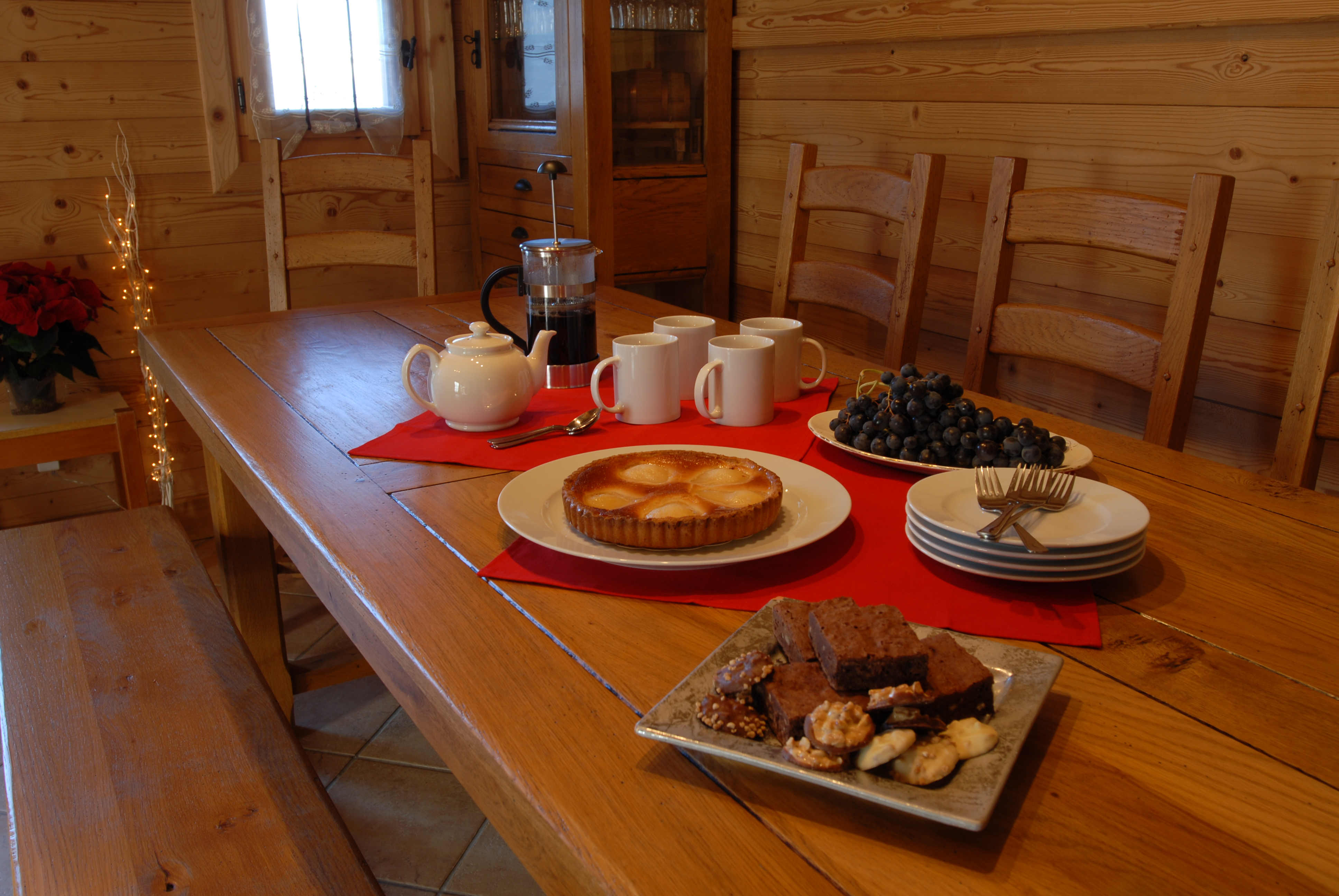 Chalet Le Misti - Fully-Catered Chalet